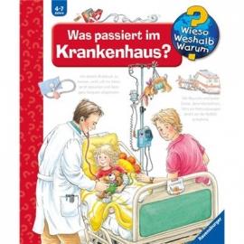 Ravensburger Buch - Wieso? Weshalb? Warum? - Was passiert im Krankenhaus?