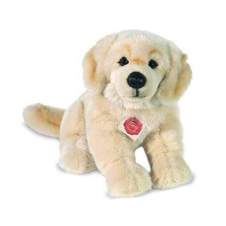 Teddy-Hermann - Golden Retriever sitzend, 30 cm