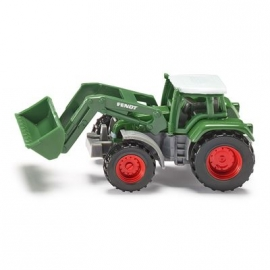SIKU Super - Fendt Traktor mit Fontlader