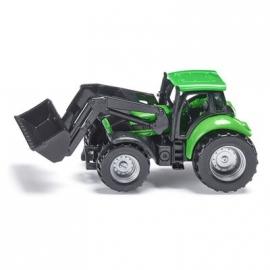 SIKU Super - Deutz Traktor mit Frontlader