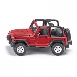 SIKU Farmer - Jeep Wrangler