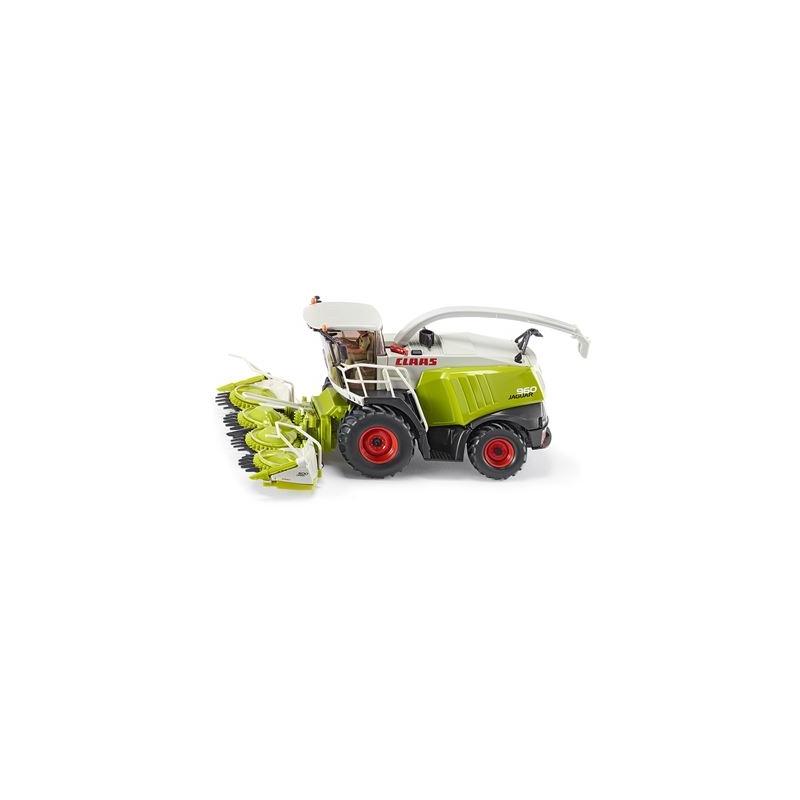 SIKU Farmer Claas Jaguar 960 Maishäcksler Spielzeugautos & Zubehör
