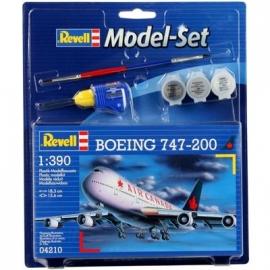 Revell - Model Set Boeing 747