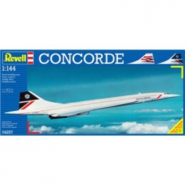 Revell - Concorde 'British Airways' + 'Air France'