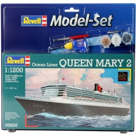 Revell - Model Set Queen Mary 2