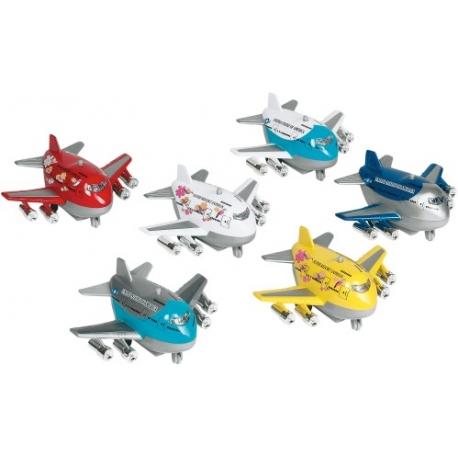 Flugzeuge mit Geräusch, Sprit