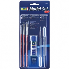 Revell - Model-Set Plus Bemalungs-Zubehör