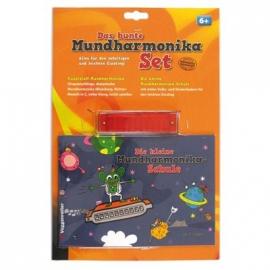 Voggy s - Das bunte Mundharmonika-Set ab 6 Jahren