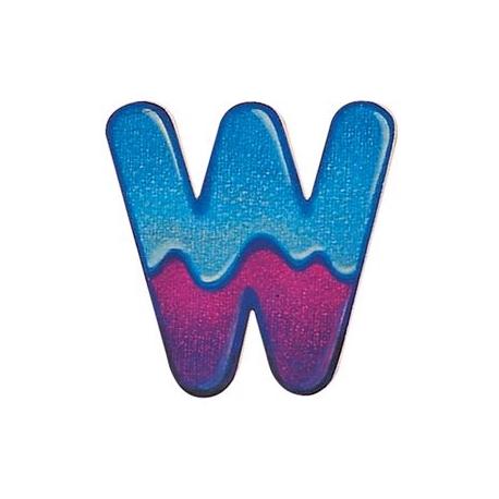 Selecta - Alphabet W - farbenfrohe Buchstaben