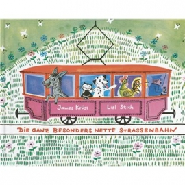 Boje - Die ganz besonders nette Straßenbahn (Mini)