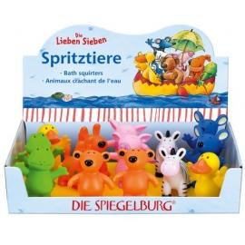Die Spiegelburg - Die Lieben Sieben: Spritztiere