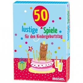 moses. - 50 lustige Spiele für den Kindergeburtstag