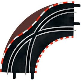 Carrera Go - Spurwechselkurve K1/90