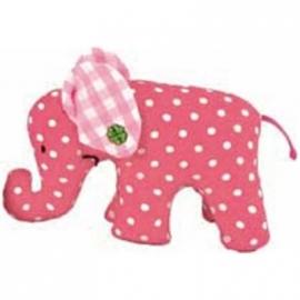 Käthe Kruse - Mini Elefant pink