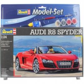 Revell - Model Set Audi R8 Spyder