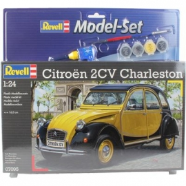 Revell - Model Set Citroen 2CV Charleston