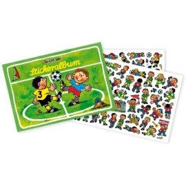 Stickerbuch Fussball