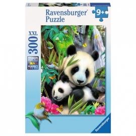 Ravensburger Puzzle - Lieber Panda, 300 XXL-Teile