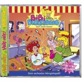 KIDDINX - CD Bibi Blocksberg … darf nicht hexen (Folge 34)