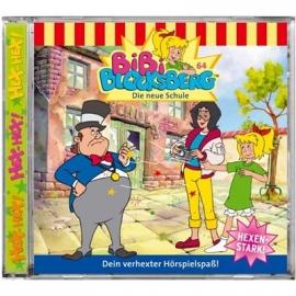 KIDDINX - CD Bibi Blocksberg … Die neue Schule (Folge 64)