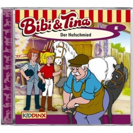 KIDDINX - CD Bibi und Tina … Der Hufschmied (Folge 38)
