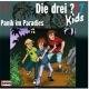 Europa - Die drei ??? Kids CD 1 Panik im Paradies