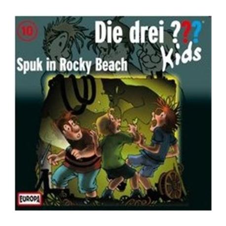 Europa - Die drei ??? Kids CD Spuk in Rocky Beach, Folge 10