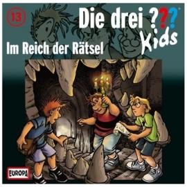 Europa - Die drei ??? Kids CD 13 Im Reich der Rätsel