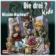Europa - Die drei ??? Kids CD Mission Maulwurf, Folge 18