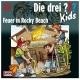 Europa - Die drei ??? Kids CD 23 Feuer in Rocky Beach