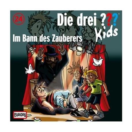 Europa - Die drei ??? Kids CD Im Bann des Zauberers, Folge 24