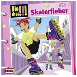Europa - Die drei !!! CD 7 Skaterfieber