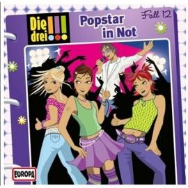 Europa - Die drei !!! CD Popstar in Not, Folge 12