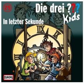 Europa - Die drei ??? Kids CD 25 In letzter Sekunde