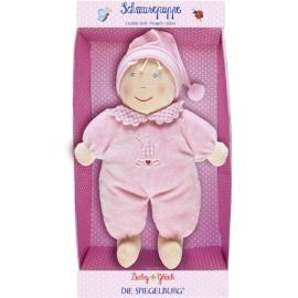 Die Spiegelburg - BabyGlück: Kleine Schmusepuppe, rosa