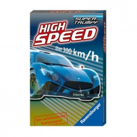 Ravensburger Spiel - Supertrumpf Quartett High Speed