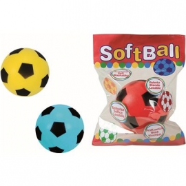 Simba - Be Active - Soft-Fussball, 3-sort.