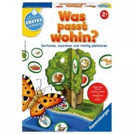Ravensburger Spiel - Was passt wohin?
