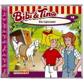 KIDDINX - CD Bibi und Tina … Die Lipizzaner (Folge 18)