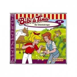 KIDDINX - CD Bibi und Tina … Der Glücksbringer (Folge 38)