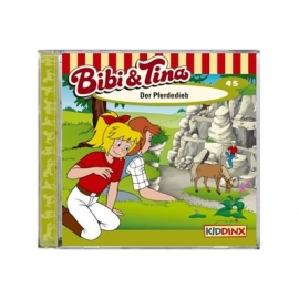 KIDDINX - CD Bibi und Tina … Der Pferdedieb (Folge 45)