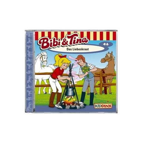KIDDINX - CD Bibi und Tina … Das Liebeskraut (Folge 46)
