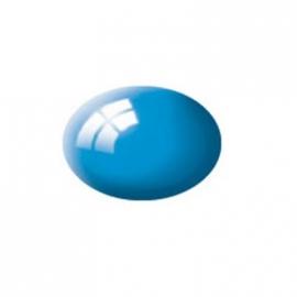 Revell - Aqua Color lichtblau, glänzend, 18 ml