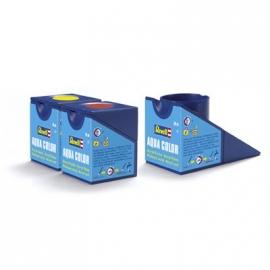 Revell - Aqua Color blau, glänzend - RAL 5005, 18 ml