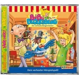 KIDDINX - CD Bibi Blocksberg … Der verhexte Bürgermeister (Folge 104)