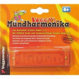 Voggy's - Kunststoff-Mundharmonika