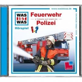 Tessloff - Was ist Was CD Feuerwehr/ Polizei