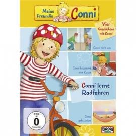 Europa - mini Conni DVD Folge 01 - Conni lernt Radfahren