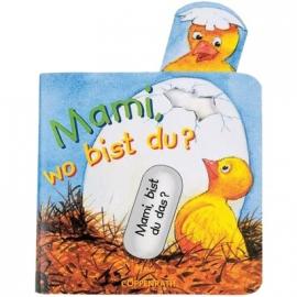 Coppenrath - Mini-Pappe mit Schiebern: Mami, wo bist du?