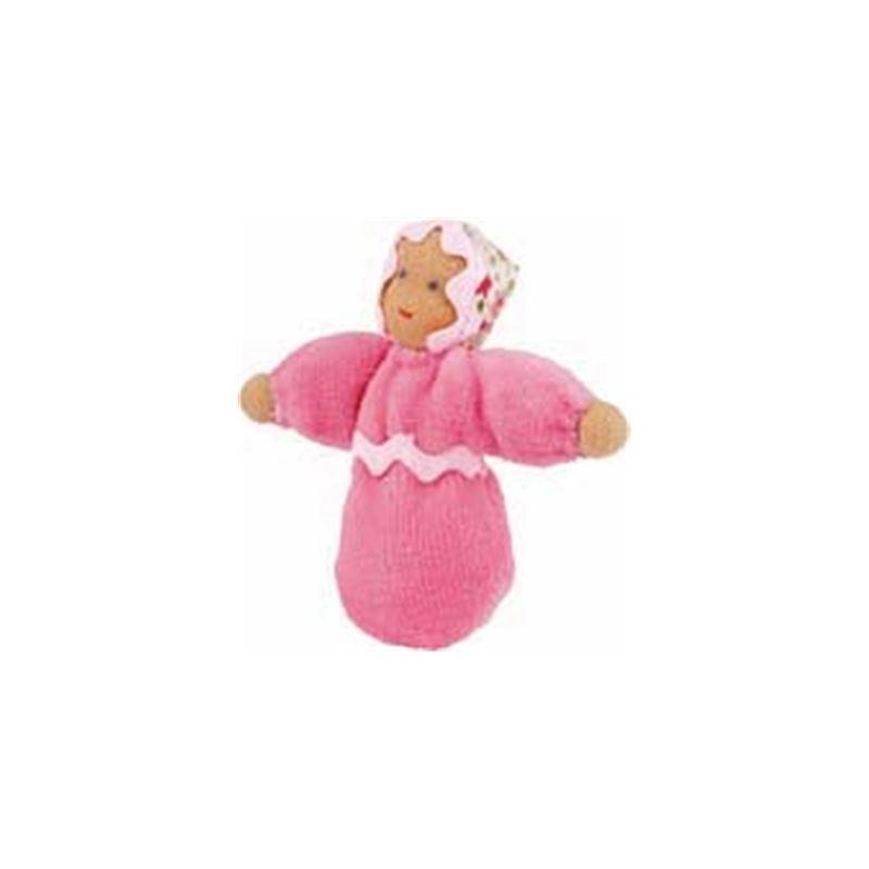 K/äthe Kruse 66453 Waldorf Biegepuppe Baby